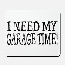 Garage Time Mousepad