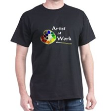 Artist at Work T-Shirt