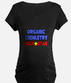 """Organic Chemistry Rock Star"" T-Shirt"