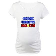 """Organic Chemistry Rock Star"" Shirt"