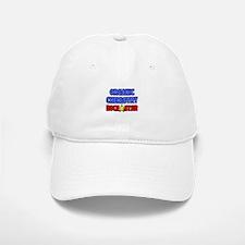 """Organic Chemistry Rock Star"" Baseball Baseball Cap"