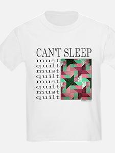 QUILT/QUILTING T-Shirt