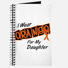 I Wear Orange For My Daughter 8 Journal