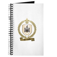 QUENNEVILLE Family Crest Journal