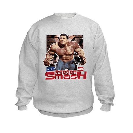 Reagan Smash Kids Sweatshirt