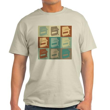 Organ Pop Art Light T-Shirt