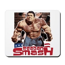 Reagan Smash Mousepad