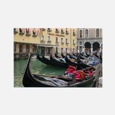 Colorful Venice Rectangle Magnet