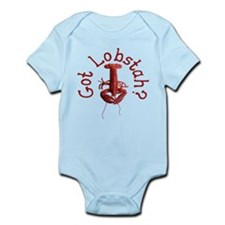 Got Lobstah? Onesie