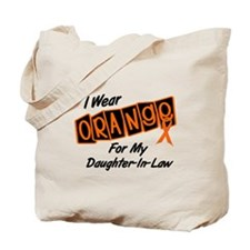I Wear Orange For My Daughter-In-Law 8 Tote Bag