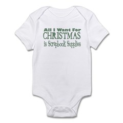 All I Want Infant Bodysuit