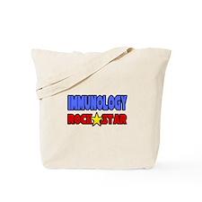 """Immunology Rock Star"" Tote Bag"