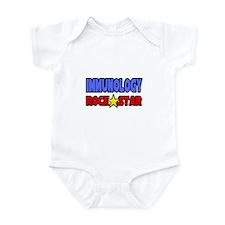 """Immunology Rock Star"" Infant Bodysuit"
