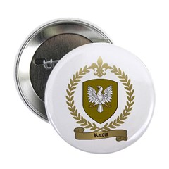 RACOIS Family Crest Button