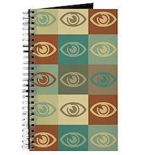 Optometry Pop Art Journal