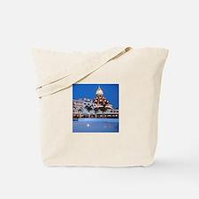 Hotel Del Coronado Holiday Tote Bag