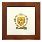 RAIMBAUD Family Crest Framed Tile