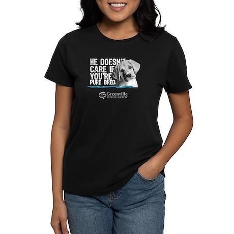 GHS-Pure Bred 2-Women's Dark T-Shirt