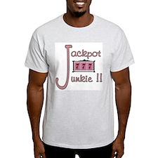 Jackpot Junkie T-Shirt