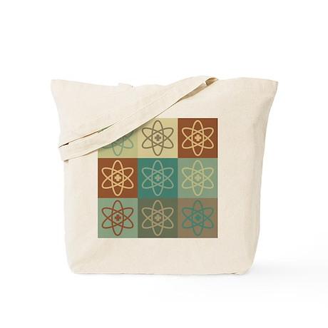 Nuclear Medicine Pop Art Tote Bag