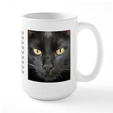 Beautiful Black Cat Mug