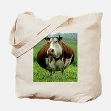 Plump Cow Tote Bag