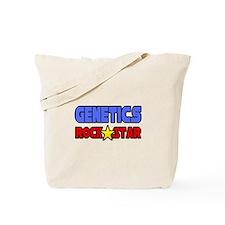 """""""Genetics Rock Star"""" Tote Bag"""