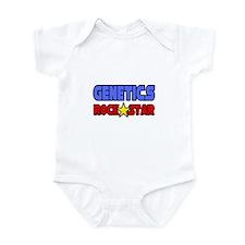 """Genetics Rock Star"" Infant Bodysuit"
