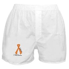 I Will Survive LEUKEMIA Boxer Shorts