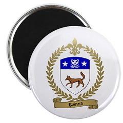 RAINARD Family Crest Magnet