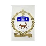 RAINARD Family Crest Rectangle Magnet (100 pack)