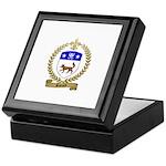 RAINARD Family Crest Keepsake Box