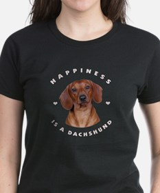 Happiness is a Dachshund! Tee