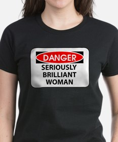 Seriously Brilliant Woman Tee