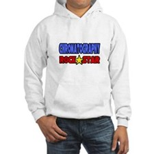 """Chromatography Rock Star"" Hoodie"