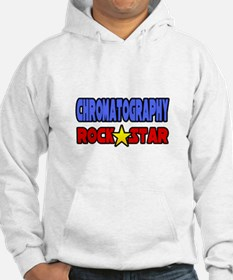 """Chromatography Rock Star"" Jumper Hoody"