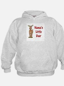Nana's Little Deer Hoodie