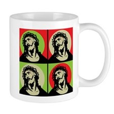 Funny Warhol Mug