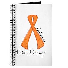 Awareness Ribbon THINK ORANGE Journal
