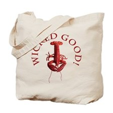 Wicked Good! Tote Bag