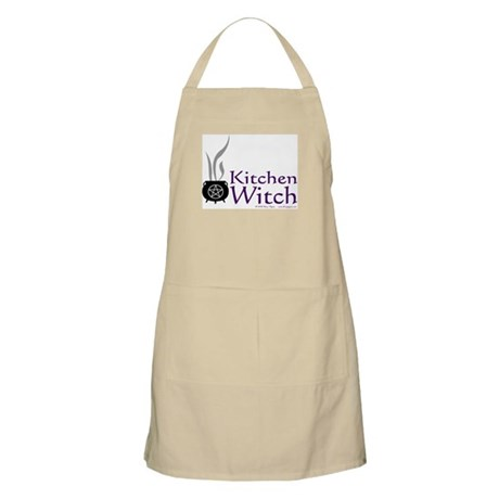 Every Kitchen Witch needs an Apron!!