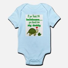 Handsome Like Dad Infant Bodysuit