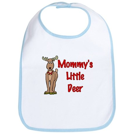 Mommy's Little Deer Bib