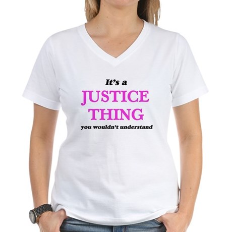 It's a Justice thing, you wouldn't T-Shirt