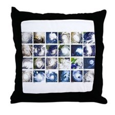 Unique Recycle Throw Pillow