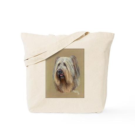 Briard Tote Bag