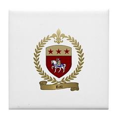 RAU Acadian Crest Tile Coaster
