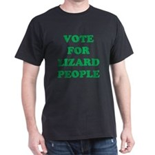VOTE FOR LIZARD PEOPLE T-Shirt