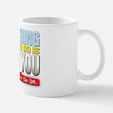 The List... Mug