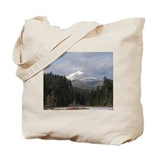 An Adirondack Winter Tote Bag